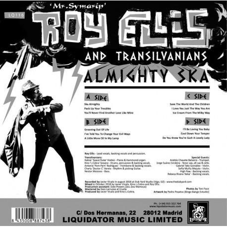 Roy Ellis & Transilvanians - Almighty Ska